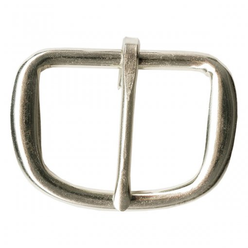 Buckle 1.5 Heel Bar Nickel