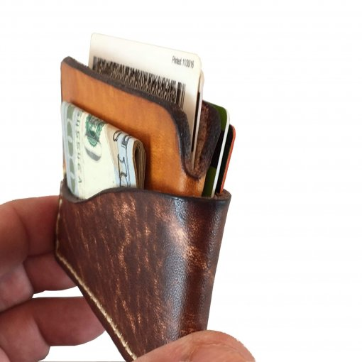 Horizontal Front Pocket Wallet 2 Tone 3 Pockets 510x510 - Horizontal Two-Toned Front Pocket Wallet