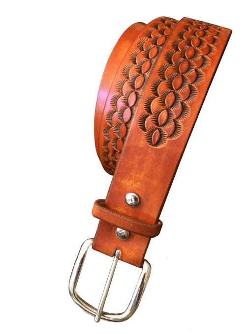 Arizona Hand Tooled Belt