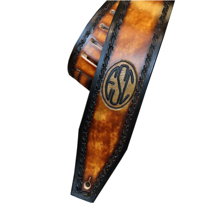 T Guitar Strap 400x400 - Mystic Leather | Custom Handcrafted Leather Goods
