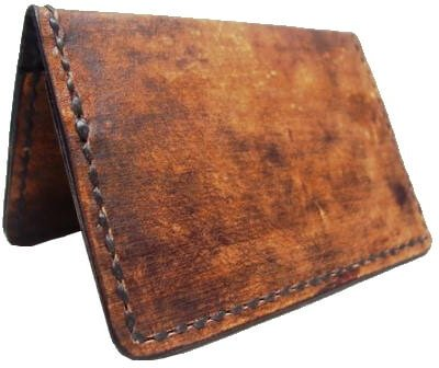 Distressed Card Case